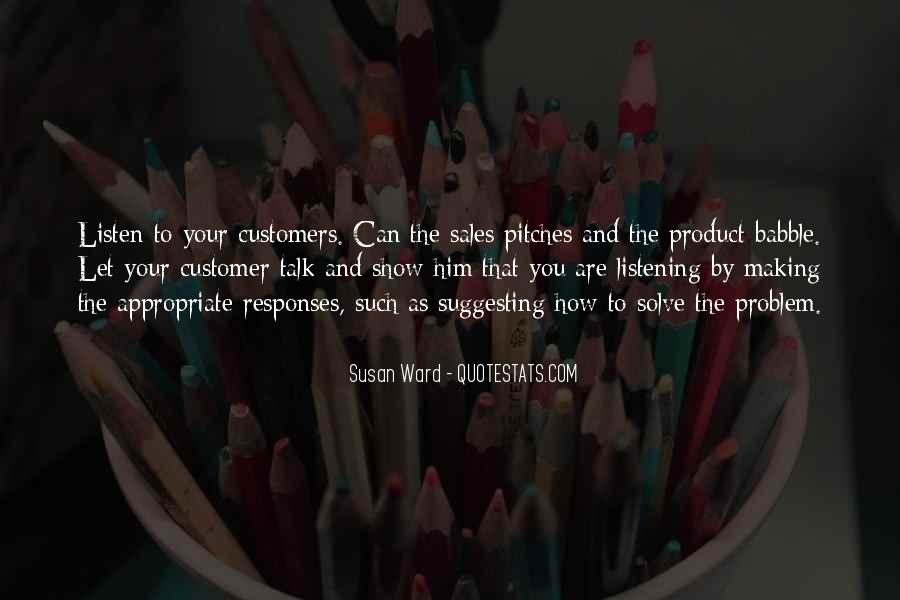 Sales Pep Talk Quotes #1373652