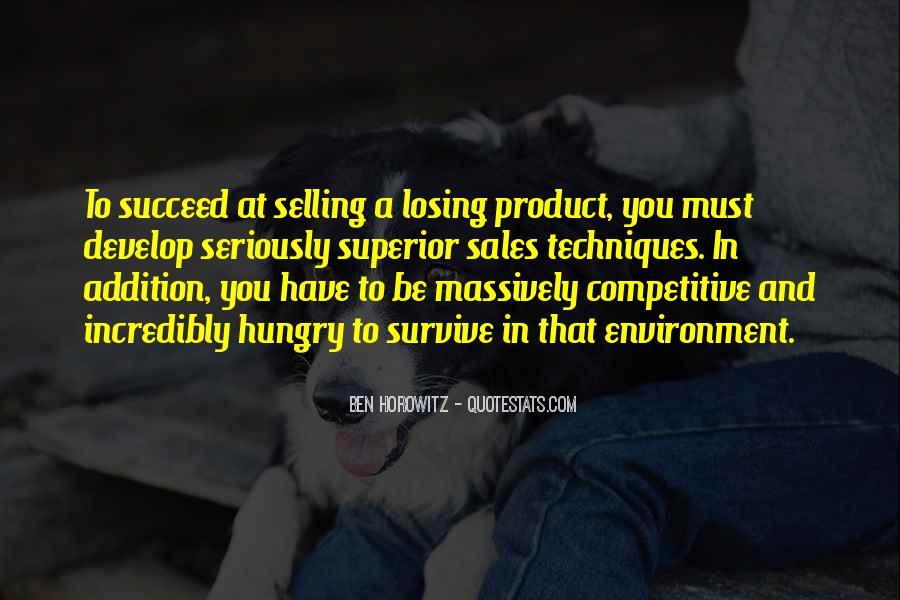 Sales Techniques Quotes #1392228