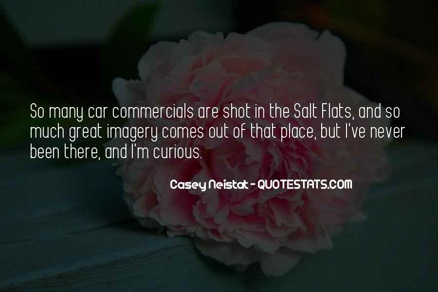 Salt Flats Quotes #586015