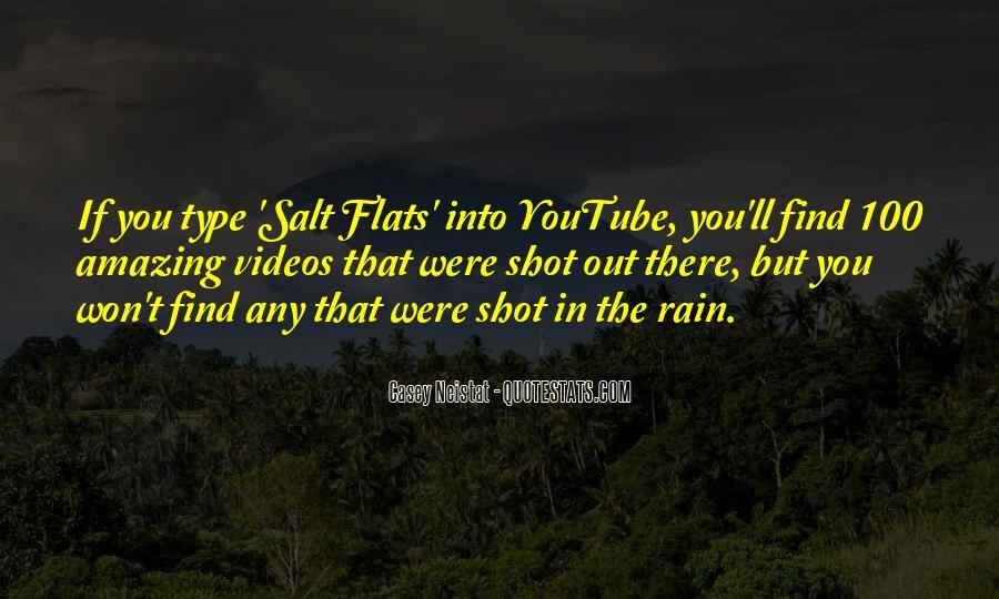 Salt Flats Quotes #664976
