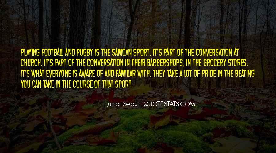 Samoan Pride Quotes #1122169