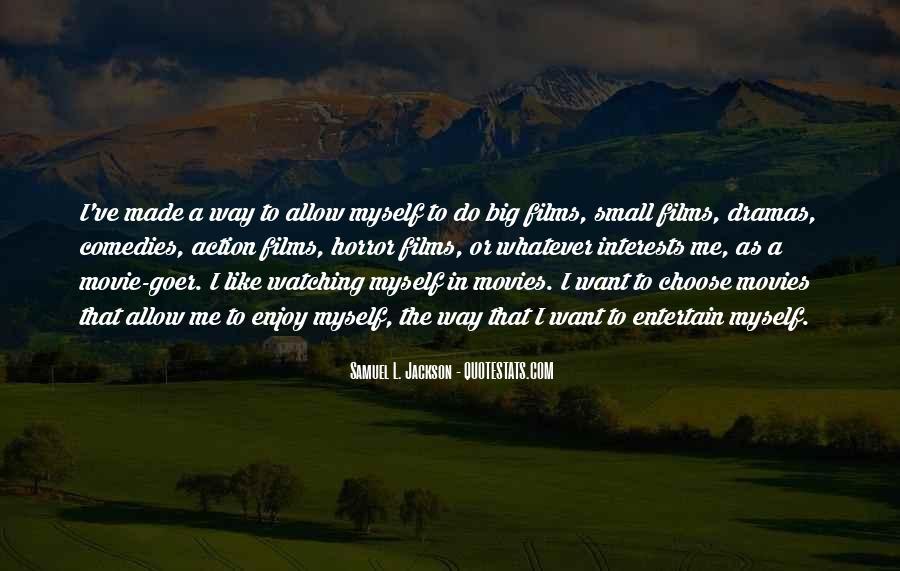 Samuel Jackson Movie Quotes #1630268