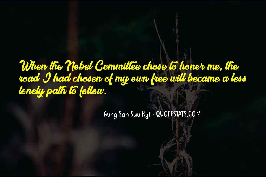 San Suu Quotes #284150