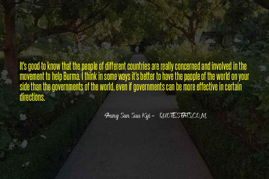 San Suu Quotes #322794