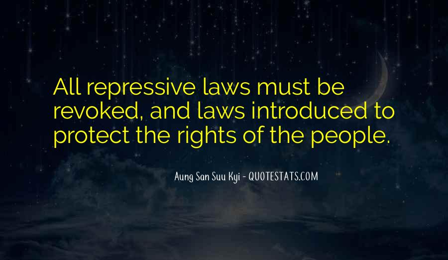 San Suu Quotes #32290