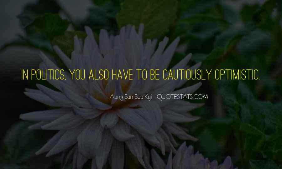 San Suu Quotes #349952