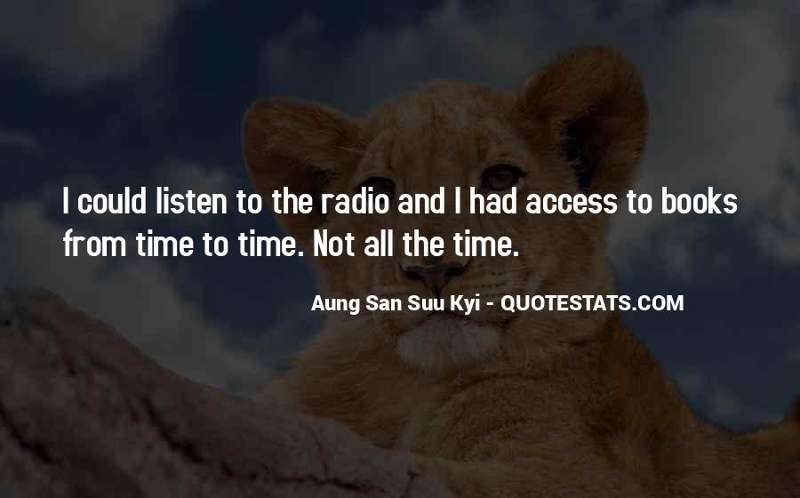 San Suu Quotes #447561