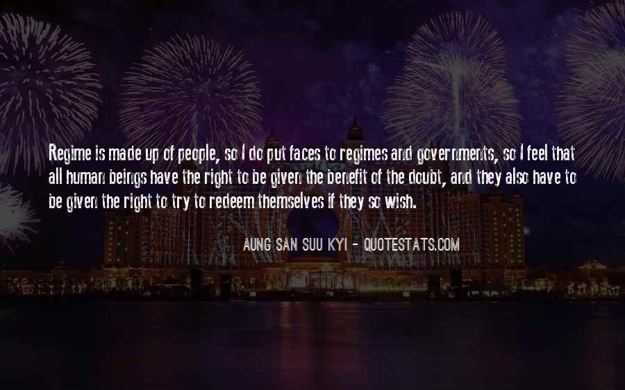 San Suu Quotes #462255