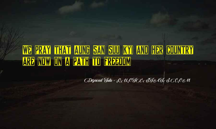 San Suu Quotes #46702
