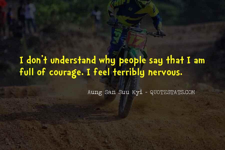 San Suu Quotes #469536
