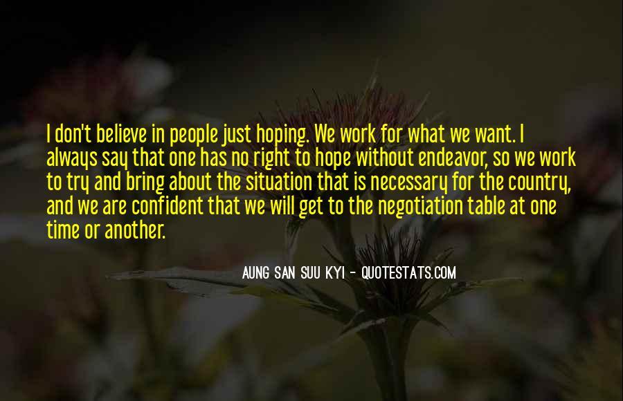 San Suu Quotes #475902