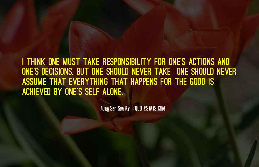 San Suu Quotes #479752