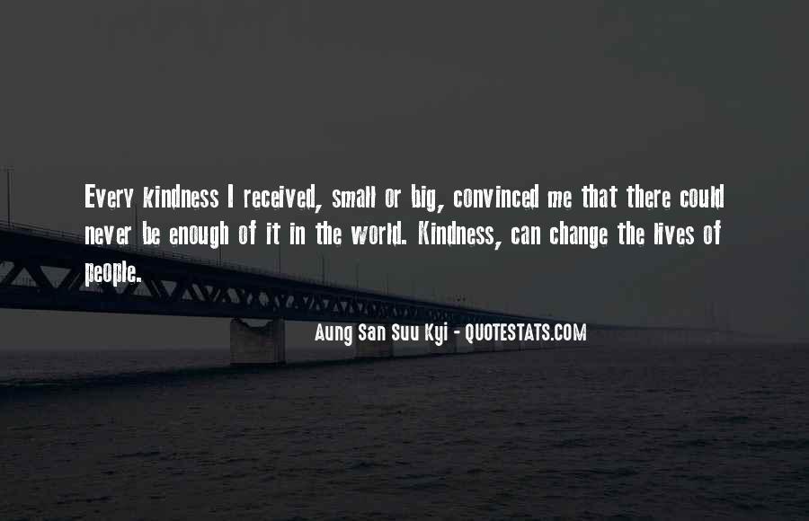 San Suu Quotes #550145