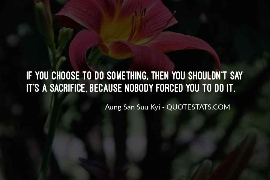 San Suu Quotes #550441
