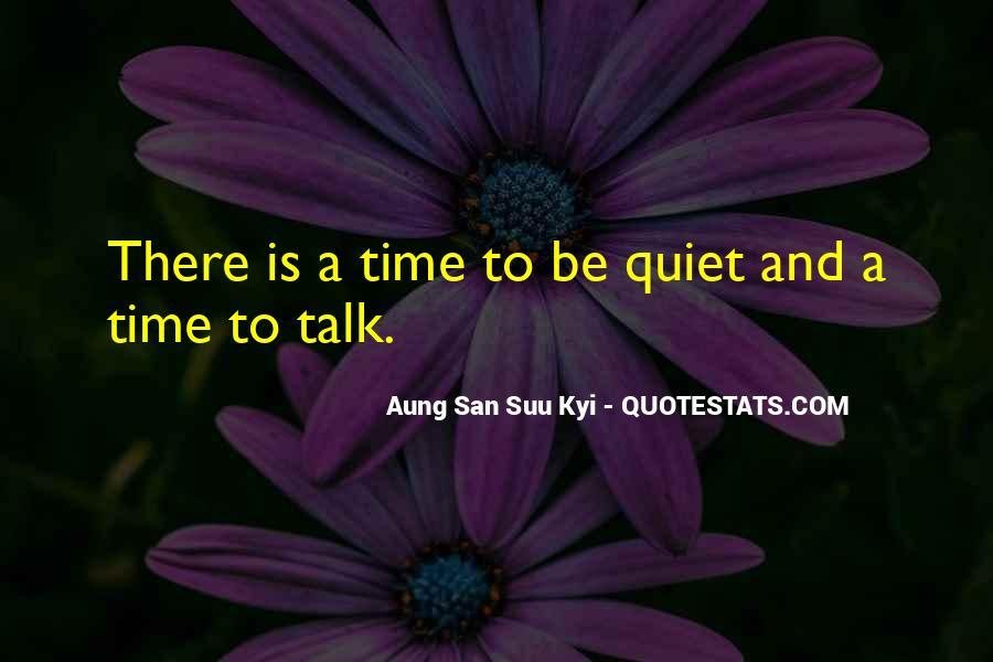 San Suu Quotes #621806