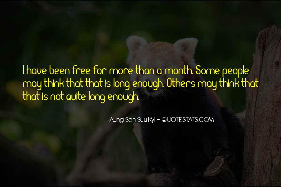 San Suu Quotes #678548