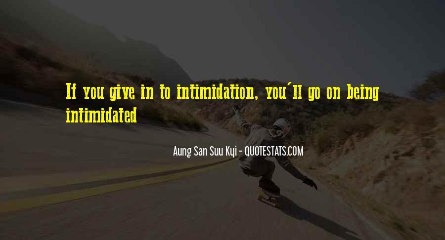 San Suu Quotes #681642