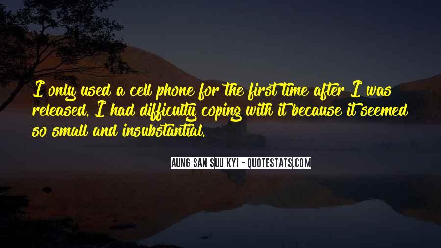 San Suu Quotes #706796