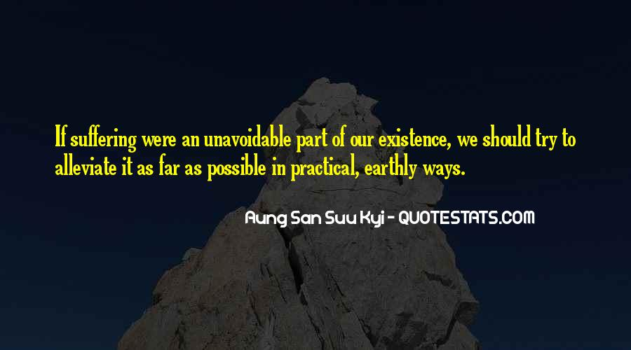 San Suu Quotes #730950