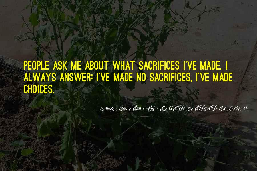 San Suu Quotes #770734