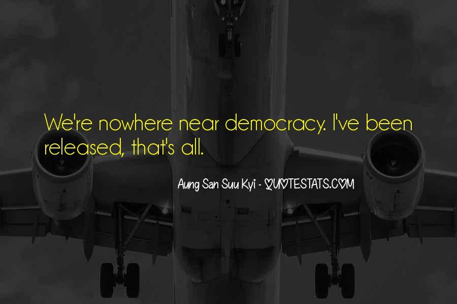 San Suu Quotes #800574