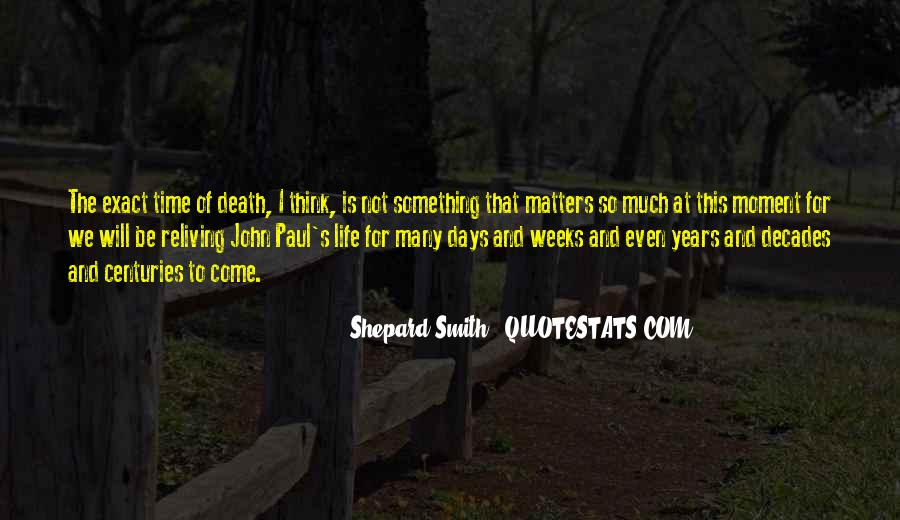 Quotes About John Smith #1183350