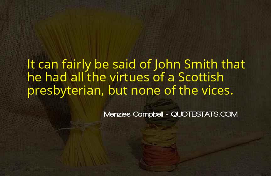 Quotes About John Smith #1462568