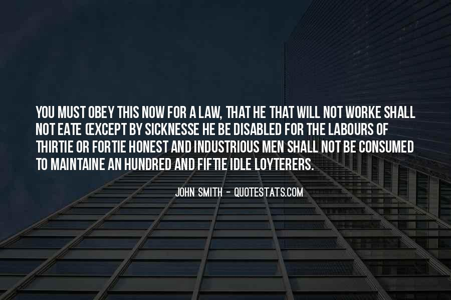 Quotes About John Smith #191113