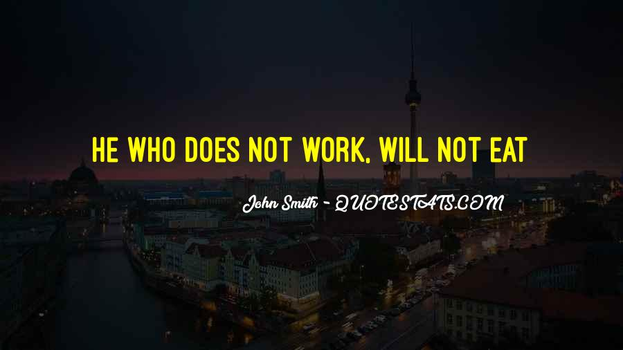 Quotes About John Smith #919888