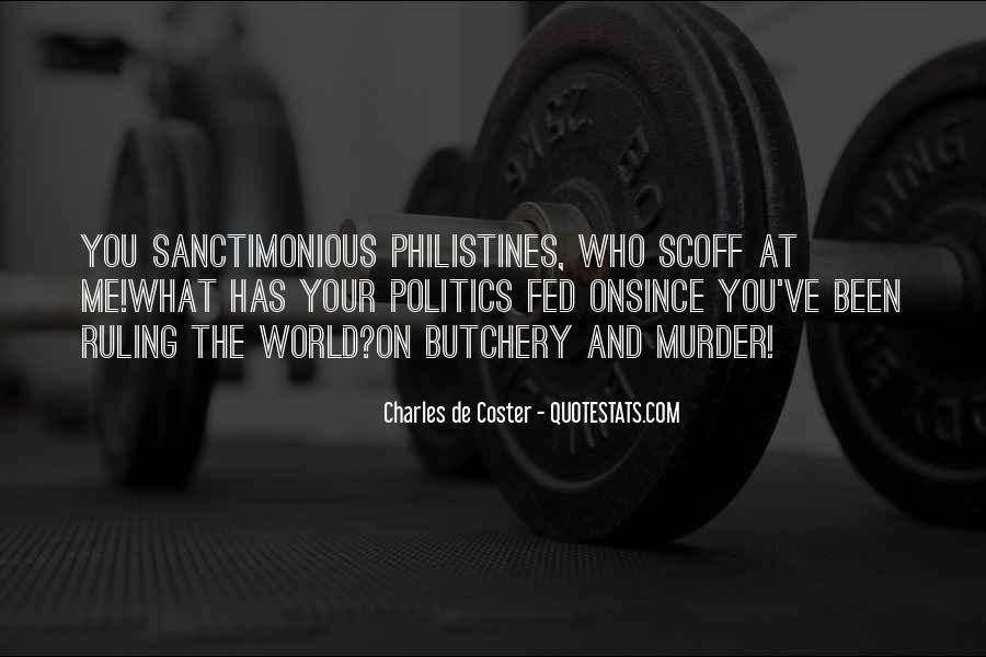 Sanctimonious Quotes #1036485