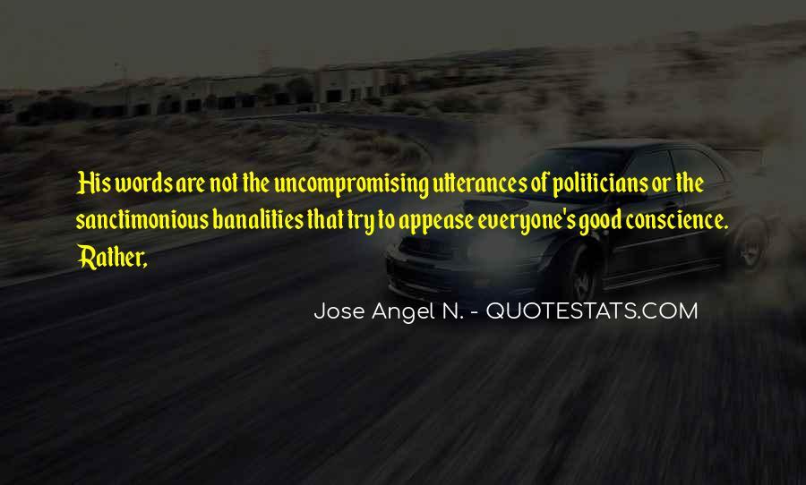 Sanctimonious Quotes #1595756