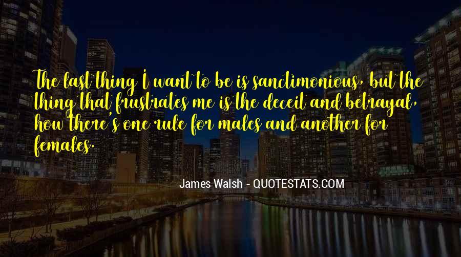 Sanctimonious Quotes #1733612