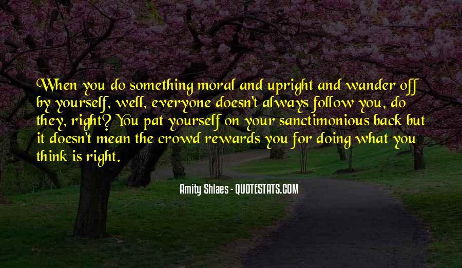 Sanctimonious Quotes #24180