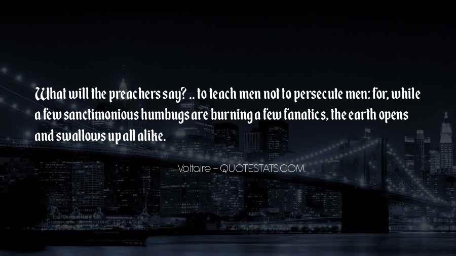Sanctimonious Quotes #665581