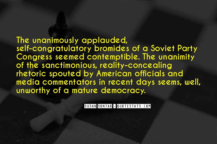 Sanctimonious Quotes #919472