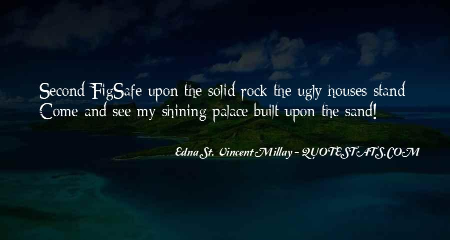 Sand And Rock Quotes #1606961