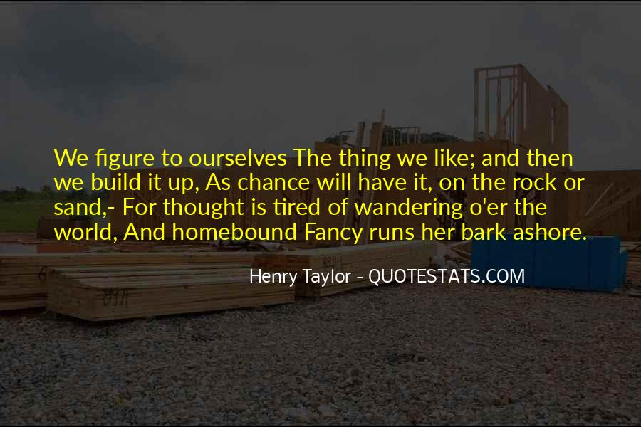 Sand And Rock Quotes #1792316