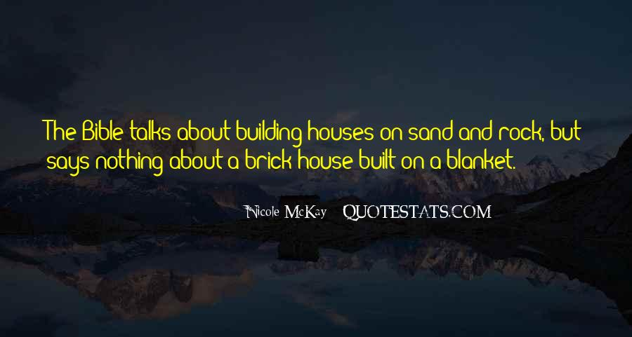Sand And Rock Quotes #475970