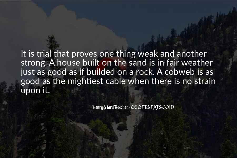 Sand And Rock Quotes #646181