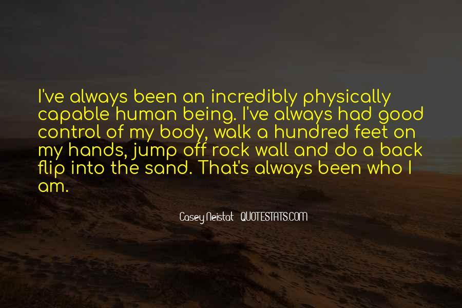 Sand And Rock Quotes #674678