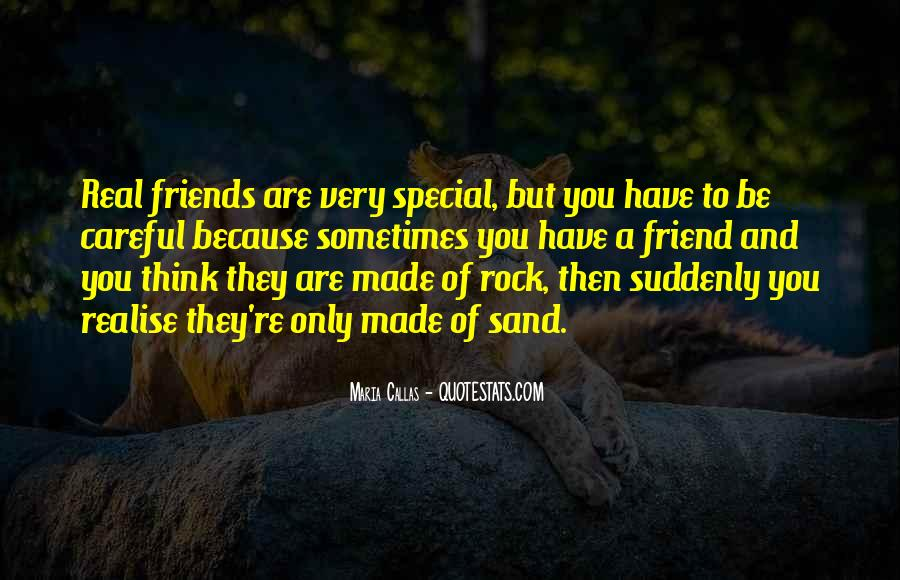 Sand And Rock Quotes #691126