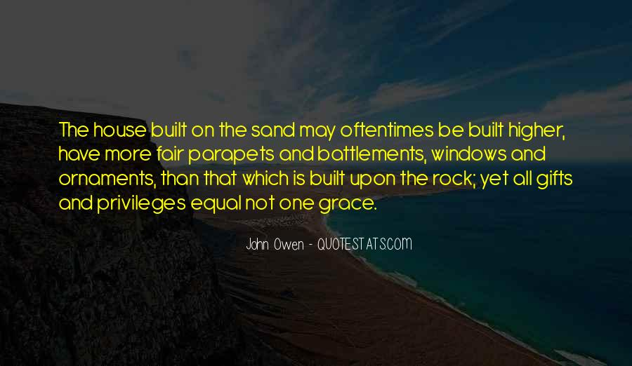 Sand And Rock Quotes #849170