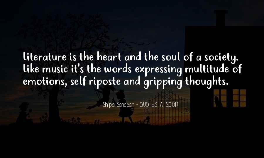 Sandesh Quotes #1496268