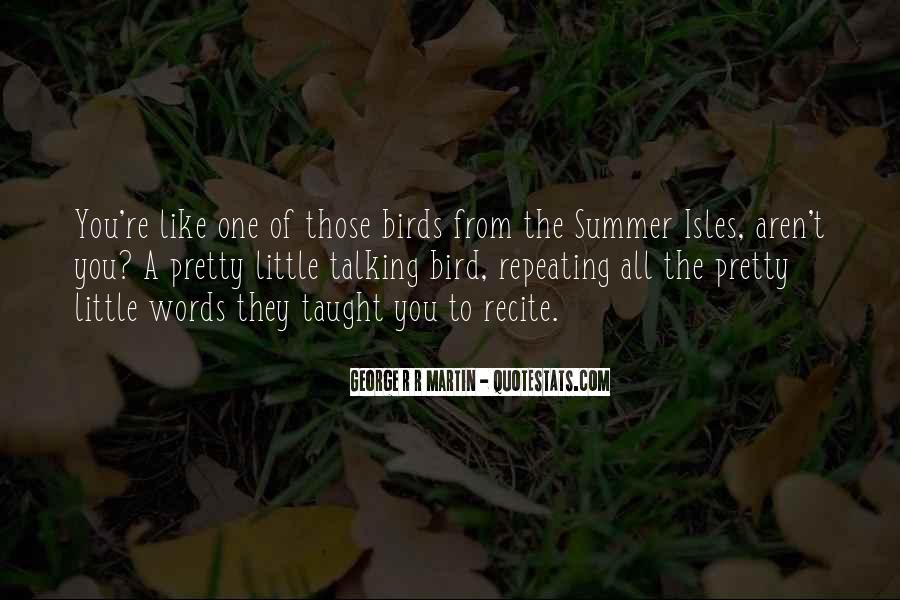 Sandor Clegane Little Bird Quotes #1840123