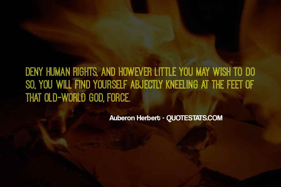 Quotes About Auberon #1201574