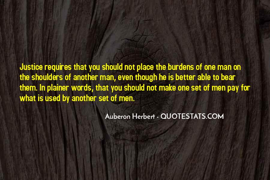 Quotes About Auberon #138936