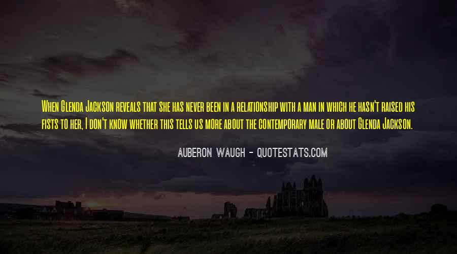 Quotes About Auberon #1692048