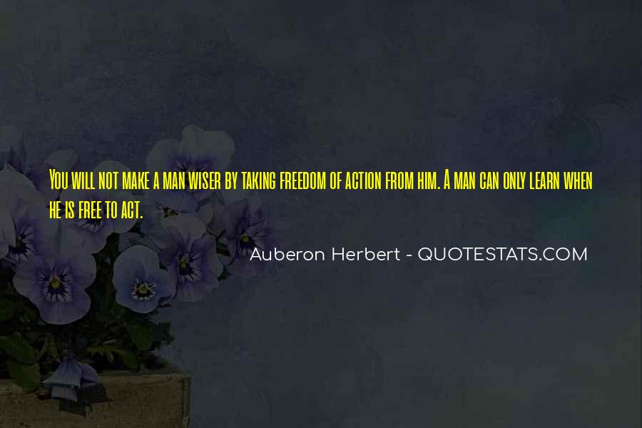 Quotes About Auberon #175566