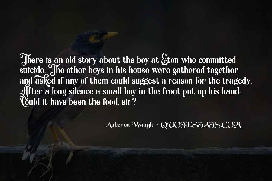 Quotes About Auberon #1756941