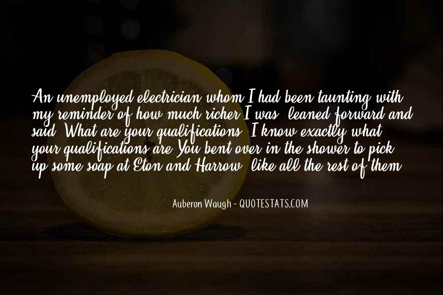 Quotes About Auberon #180751